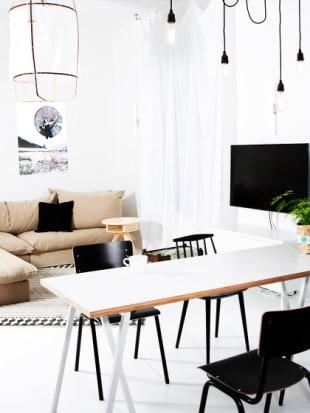 minimalistisch wohnen die 15 besten einrichtungstipps stylight. Black Bedroom Furniture Sets. Home Design Ideas