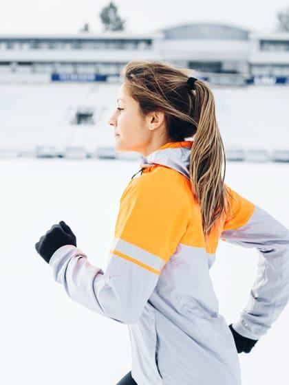 Joggen im Winter? Warum das sogar besser als im Sommer ist