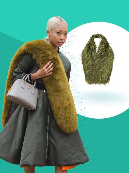 Stylisch & tierlieb: Die besten Fake Fur-Teile für den Herbst