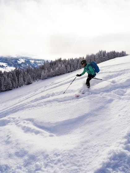 Ski-Spaß for Girls only: Wir waren im Women's Winter Camp und so war's…