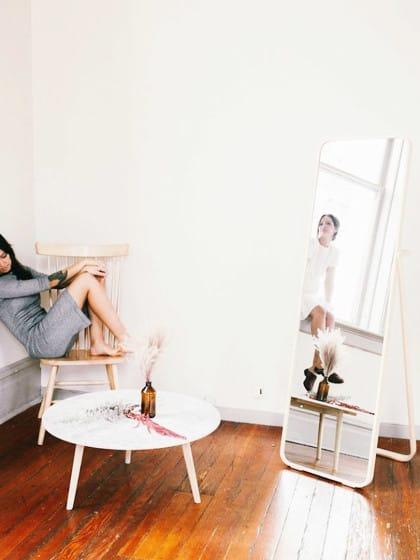 Nie wieder peinliche Outfitpannen: unsere schönsten Ganzkörperspiegel