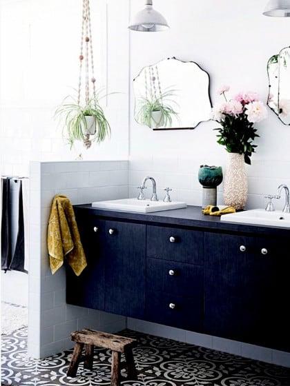 So richtest du dein Badezimmer modern ein