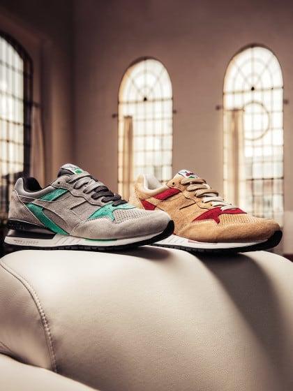 Das sind die Sneaker-Trends 2017 – heute: DIADORA