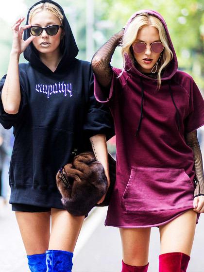 Das ist der einzige Pullover, den wir jetzt brauchen – und er ist soooo cosy!