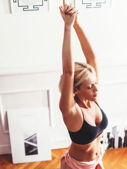 Yoga zu Hause: 5 Tipps für deine eigene Yoga-Ecke
