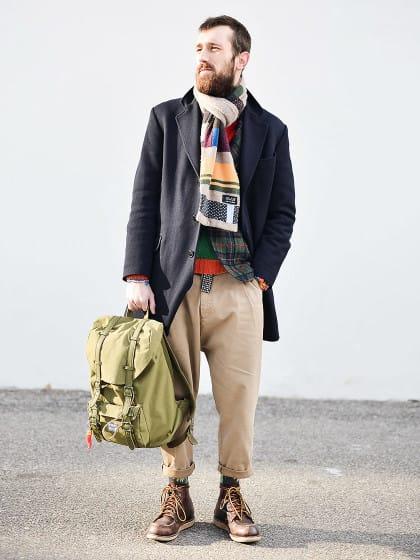 Warum du deinem Kerl unbedingt einen Herschel-Rucksack schenken solltest