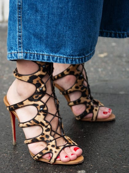 Nach dieser Schuh-Nagellack-Kombi wirst du bestimmt süchtig!