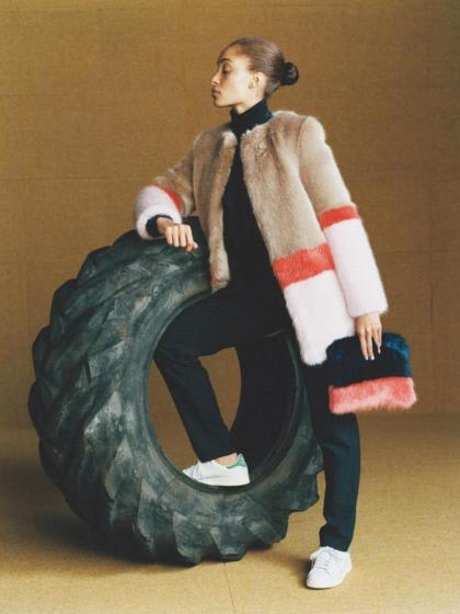 Der Aufstieg des Kunstpelzes: Diesen Winter geht nichts ohne Fake Fur