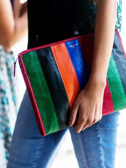 Diese coolen Laptoptaschen würden wir auch sofort als Clutch tragen