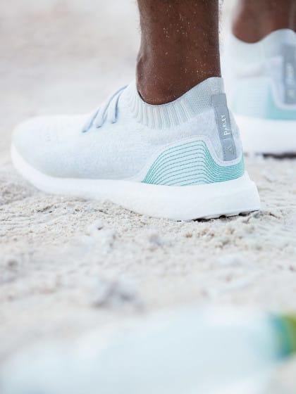 Ihr werdet nicht glauben, aus was diese neuen Sneaker von adidas gemacht sind
