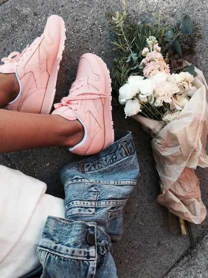 Das ist der SCHÖNSTE Sneaker-Trend, den wir jetzt ALLE mitmachen wollen!