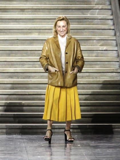 Warum Miuccia Prada DAS weibliche Fashion-Genie überhaupt ist