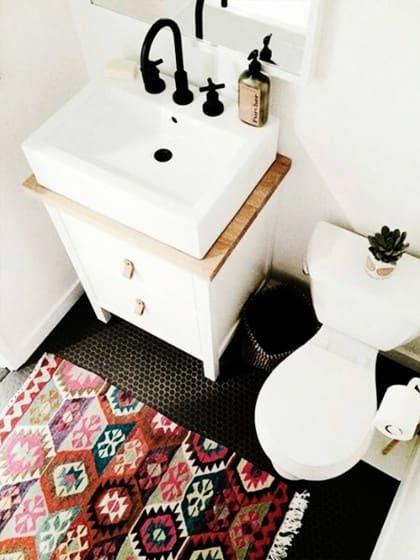 Die 5 besten Ideen, wie du dein kleines Bad einrichten kannst