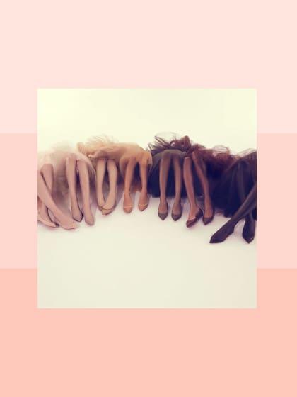 Super-Statement! Bei Louboutin gibt es jetzt Nude-Ballerinas für jede Hautfarbe!