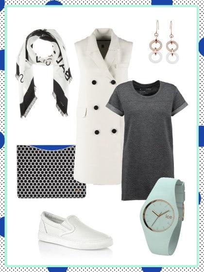 business look mit weste dein b ro outfit f r morgen. Black Bedroom Furniture Sets. Home Design Ideas