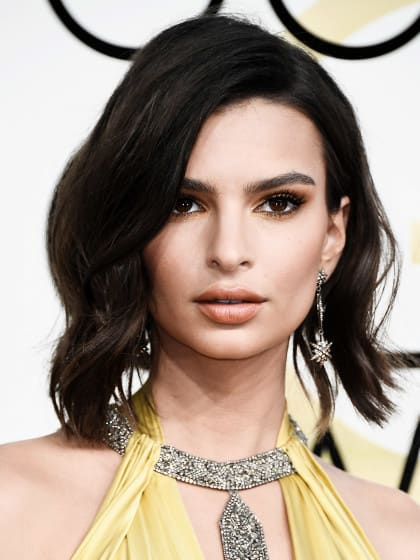Best Beauty Looks From The 2017 Golden Globes | Stylight