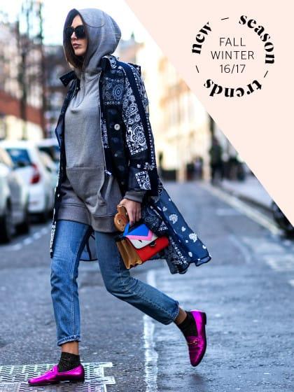 Fashion goes cozy: Wir zeigen euch die coolsten Hoodie Styles