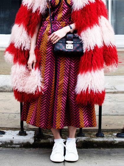 Plädoyer für den Yeti-Mantel: Warum wir aussehen wollen wie ein Plüschmonster