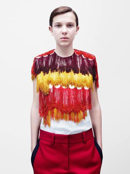 Millie Bobby Brown arbeitet jetzt mit Calvin Klein – wir zeigen euch die neuesten Bilder