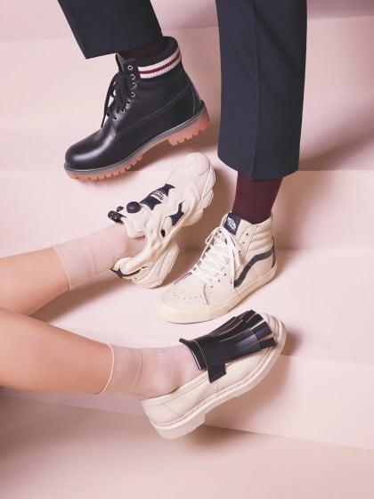 Diese Schuhklassiker bekommen jetzt ein mega cooles Make-over!