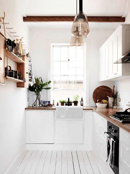 Kleine Küche einrichten: 5 coole und praktische Ideen