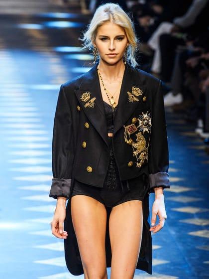 Dolce & Gabbana feiert mit diesen deutschen Girls eine fette Influencer-Runway-Party