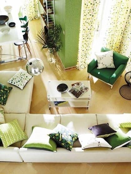 greenery das ist die pantone farbe des jahres 2017 stylight. Black Bedroom Furniture Sets. Home Design Ideas