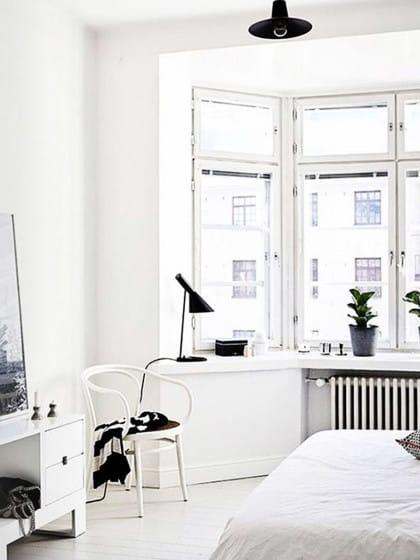 Minimalistisch wohnen: So bekommst du den cleanen Look in deiner Wohnung hin!