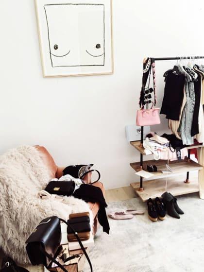 Kleiderschrank mal anders: Mach's wie It-Girl Chiara Ferragni