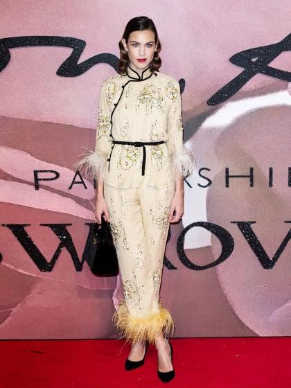 Das sind die Gewinner und Hammer-Looks der British Fashion Awards