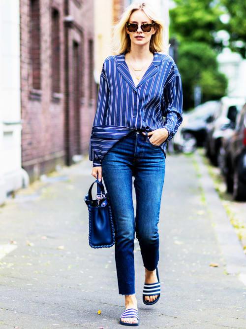 Jeans Kombinieren