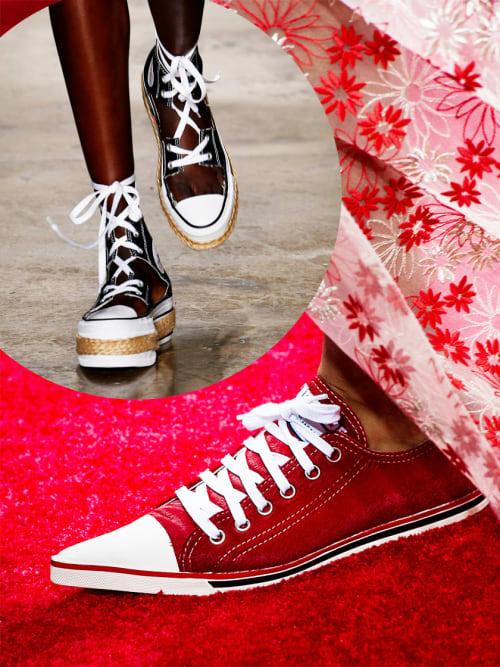 das sind die sneaker trends 2016 stylight. Black Bedroom Furniture Sets. Home Design Ideas