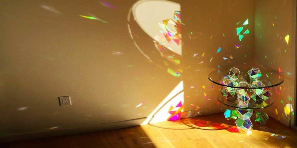 Interior-Crush of the Week: Der Sparkle Palace Table (und wie du ihn easy nachstylst)