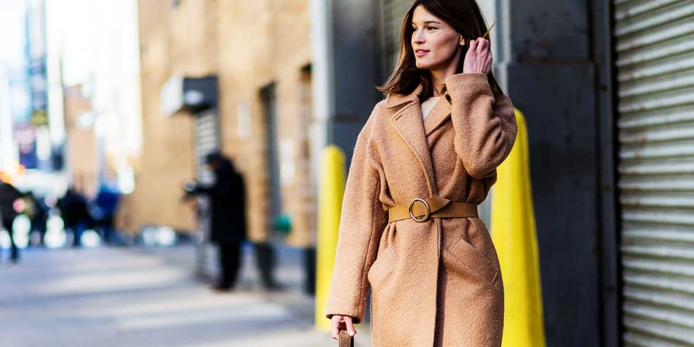 5 buoni motivi per comprare un nuovo cappotto in saldo