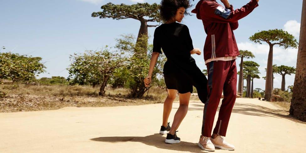 Das sind die Sneaker-Trends 2017 – heute: FILLING PIECES