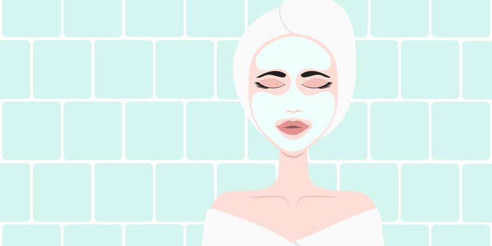Trocken, juckend oder unrein? Wir haben für dein spezifisches Problem die richtige Maske!