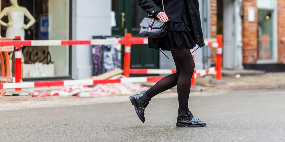 Las mejores minifaldas para el invierno 2017