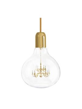 Mineheart - King Edison Pendant Lamp Gold