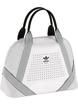 Holldall Tennis Tasche weiß