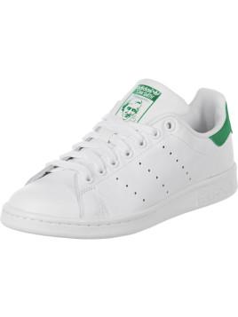 Stan Smith Schuhe weiß grün