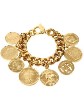 Moroccan Coin Bracelet