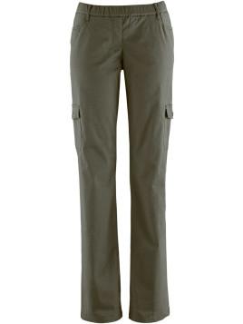 Pantalone termico cargo (verde) - bpc bonprix collection