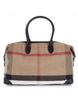 Checked KINGSWOOD Travel Bag Herbst/Winter