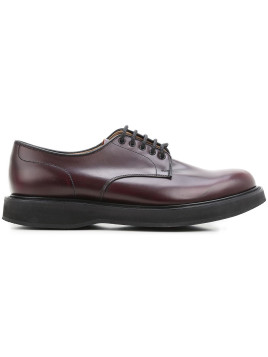 Schnürschuh für Herren, Brogue-Schuh, Halbschuh, Haferlschuh, Oxfords, Derbies Günstig im Outlet Sale, Ebenholz, Leder, 2016, 42 44.5