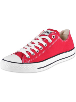 All Star Ox Lo Sneaker Schuhe rot rot