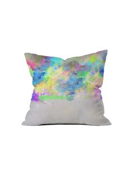 Splash Throw Pillow 18