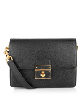 Schoudertassen - Mini Hobo Shoulder Bag Nero in zwart voor dames