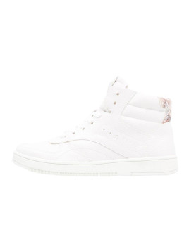 DESIRE Sneaker high white