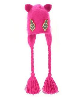 Cappello Ricamato Sfilata