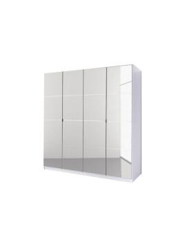 kleiderschr nke 5054 produkte sale bis zu 50 stylight. Black Bedroom Furniture Sets. Home Design Ideas